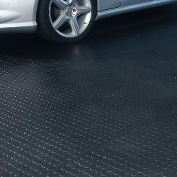 Rubber vloeren Rubberloods