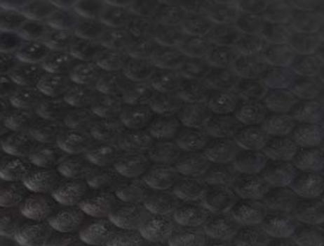 Rubber matten Hamerslagloper