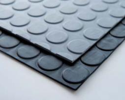 Rubber matten Vidar Noppenvloer
